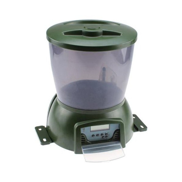 Automatic Pond Feeder