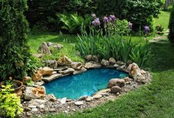 Solar aerated ponds