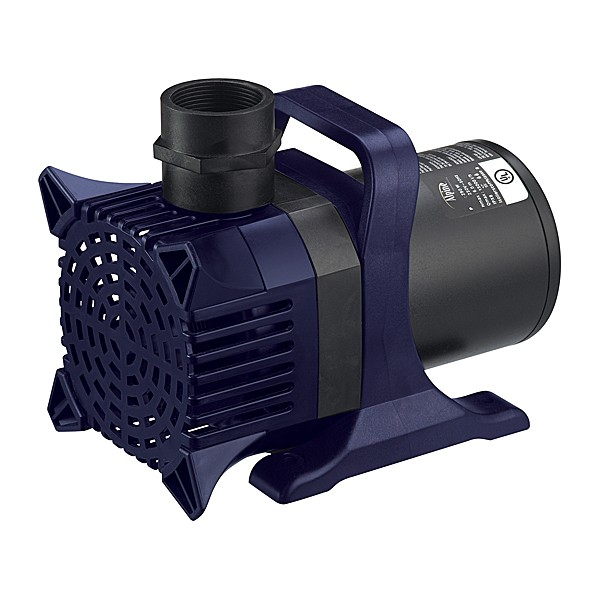 Choosing a pond pump